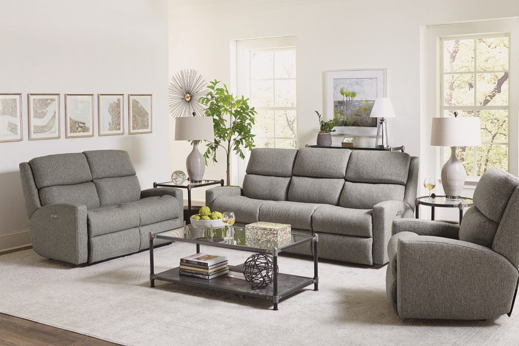 Flexsteel Reclining Living Room Furniture in Chattanooga