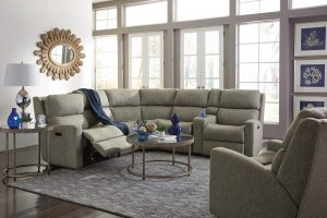 Reclining Living Room Furniture in Chattanooga by Flexseel