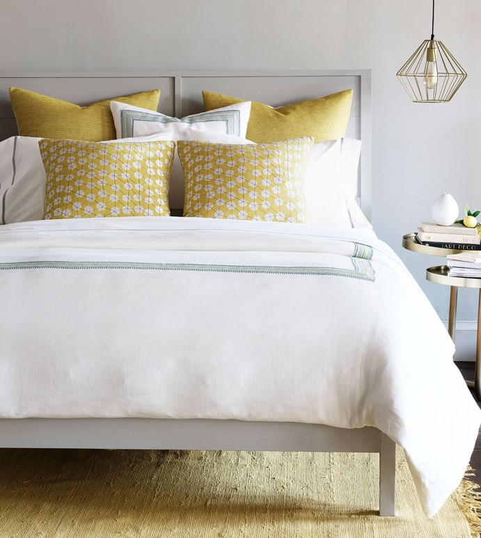yellow trends for Chattanooga interior design Eastern Accents