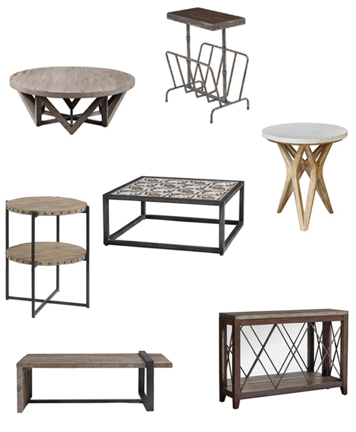 Chattanooga modern accent accent tables