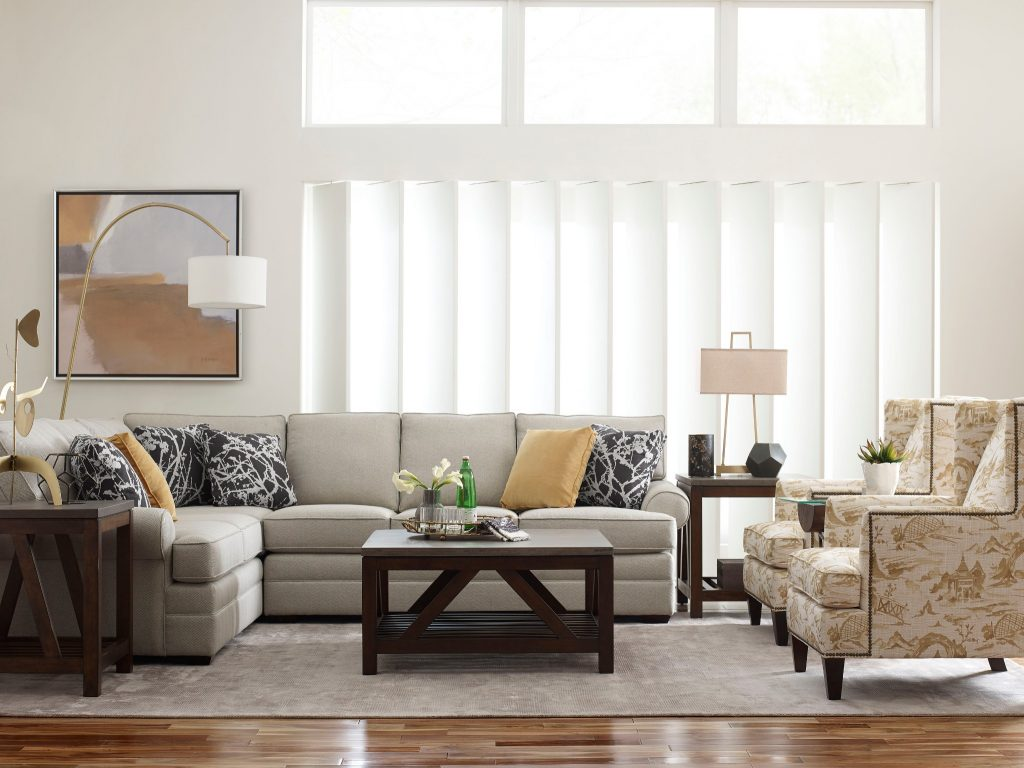 Updating Your Chattanooga Living Room Furniture with a Kincaid Sectional Sofa