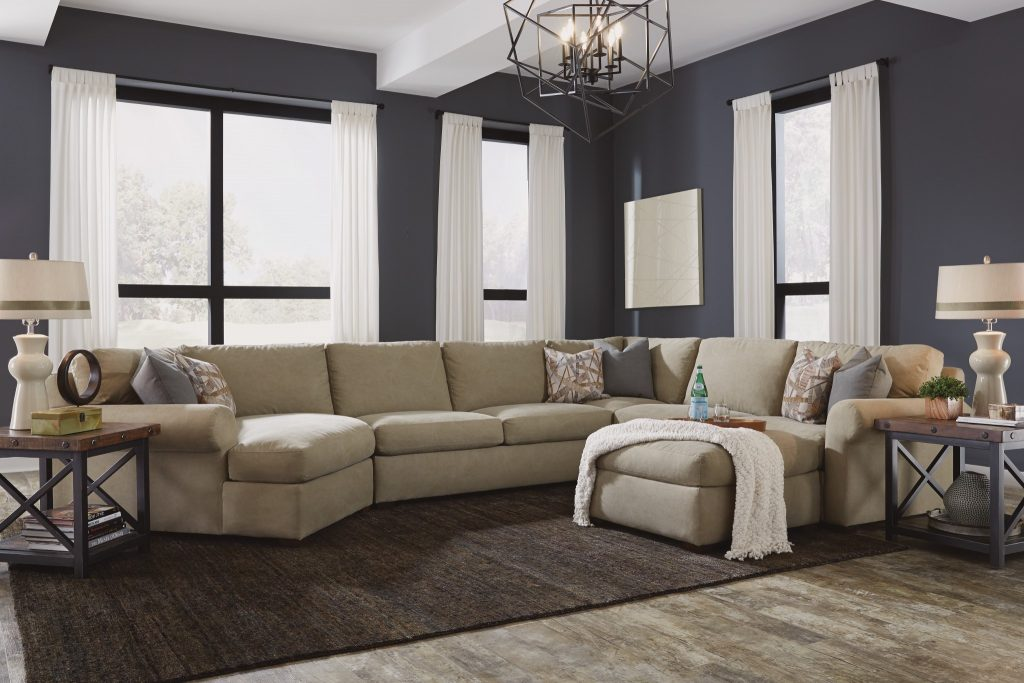 Updating Your Chattanooga Living Room Furniture with a Sectional Sofa