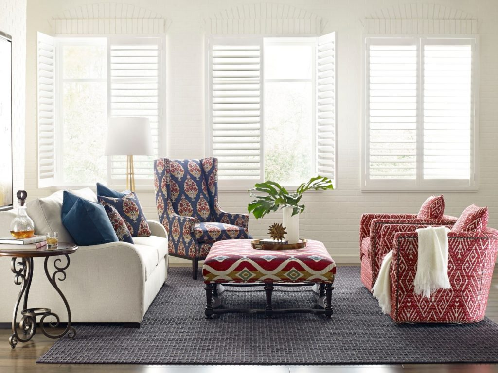 Cozy Chattanooga Kincaid Living Room Furniture
