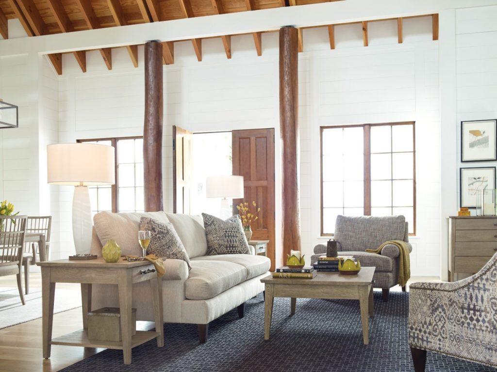 Cozy Chattanooga Living Room Kincaid