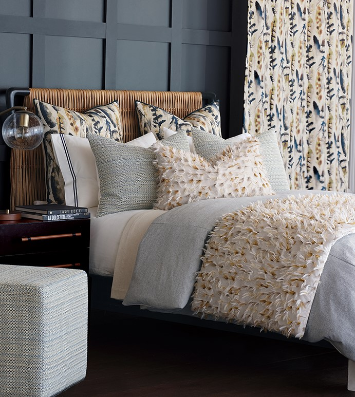 Eastern Accents Ideas for Updating Your Chattanooga Bedroom and Bedding