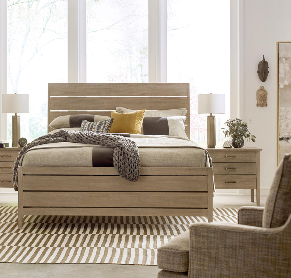 Chattanooga bedroom furniture from EF Brannon can help transform your space into a haven for relaxation that's exactly your style.