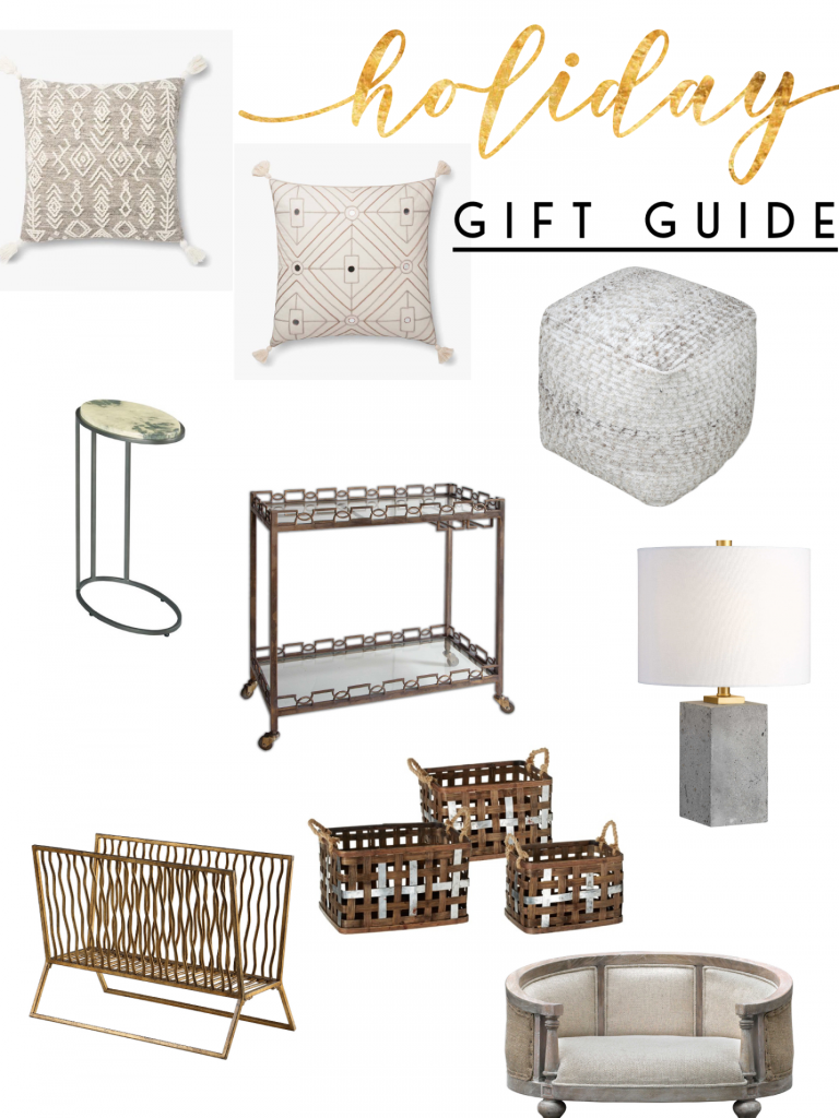 Furniture You'll Love to Give this Holiday Season