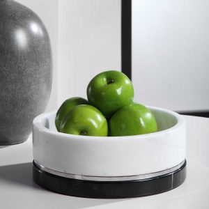 Add interest to your Chattanooga kitchen decor with a fun statement bowl, or fruit dish.