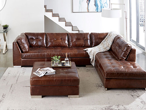 Presidents Day Sale 2020 - Up to 35% off all Omnia Leather furniture at our Chattanooga furniture showroom.