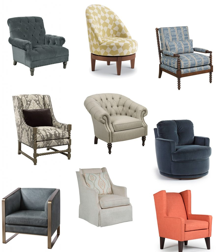 Find the perfect bedroom chair to boost the style in your Chattanooga bedroom.
