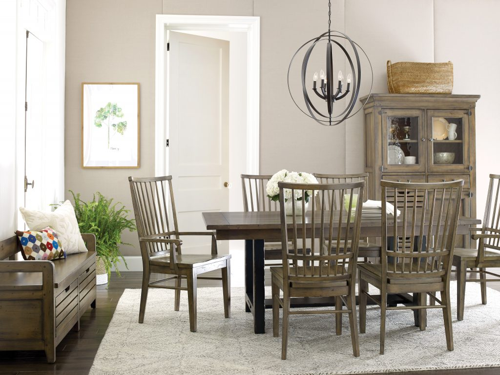 Choose your Chattanooga dining room table based on factors like how often you'll use it, and how many you'll need to seat.