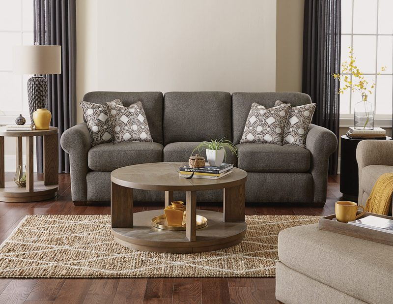 Update your Chattanooga living room furniture with a classic style sofa that can stand the test of time.