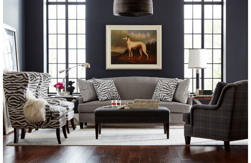 Update your Chattanooga living room furniture with a classic sofa like this one by Kincaid. Find it today at EF Brannon.